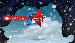 VIDEO| Val de aer polar peste România. Începutul verii vine cu ploi și vijelii