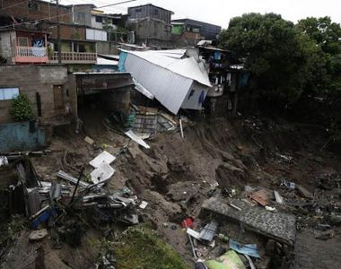 Furtuna tropicală Amanda loveşte Guatemala şi El salvador. Cel puţin 14 morţi