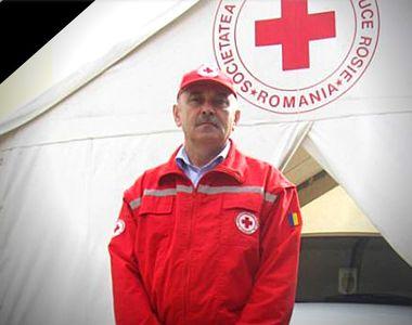 Directorul Crucii Roşii Neamţ, diagnosticat cu coronavirus, a murit