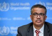 """Şeful OMS laudă """"imensa"""" şi """"generoasa"""" contribuţie a Statelor Unite la sănătatea globală, în încercarea de a salva relaţiile cu acestea"""