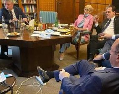 Cine a făcut publică poza cu Orban fumând? Misterul a fost descifrat