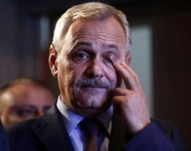 Liviu Dragnea forțează mâine ieșirea din închisoare! Tribunalul București va judeca...