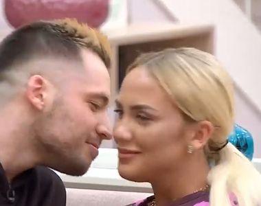 """Ramona și Livian de la """"Puterea Dragostei"""", sărut în fața Biancăi Comănici"""
