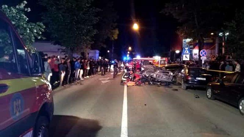 VIDEO | Accident cumplit în direct pe internet