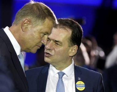 Klaus Iohannis, întâlnire la Cotroceni cu Ludovic Orban. Ce teme de discuție vor avea...