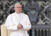 """Papa Francisc se roagă pentru """"George Floyd şi pentru toţi cei care şi-au pierdut viaţa din cauza rasismului"""""""