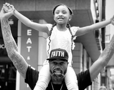 """Mesajul plin de emoție transmis de fiica lui George Floyd: """"Tati a schimbat lumea"""""""