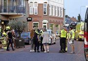 Şase răniţi, unul grav, la Gennep, în sud-estul Olandei, după ce o maşină intră în teresa unei cafenele