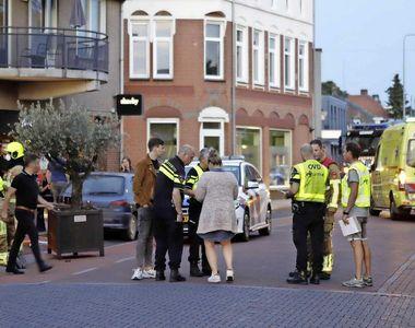 Şase răniţi, unul grav, la Gennep, în sud-estul Olandei, după ce o maşină intră în...