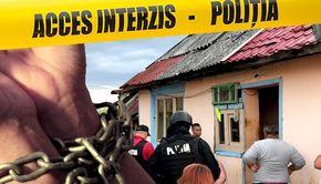 VIDEO | Şocant: Legaţi în lanţuri şi torturaţi