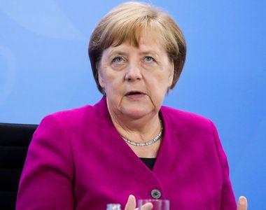 """Angela Merkel a denunţat """"crima"""" rasistă a lui George Floyd"""