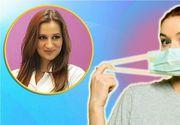 Masca de protecţie, un duşman al tenului. Dr. Ana Maria Drăgăniță: Ce efecte negative are purtarea îndelungată a măştii?