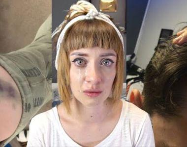 Cea mai urmărită vlogeriță din România, agresată pe stradă în plină zi. Nimeni nu i-a...