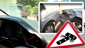 VIDEO | Tulburată de droguri, la volan