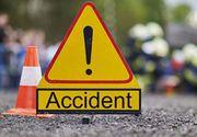 Accident grav de circulație. Două persoane au murit