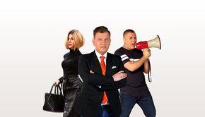 """Un trio formidabil! Mihai Ghiță, Valeria și Orlando vor da """"Scularea!"""" românilor, în fiecare dimineață, la """"Radio Impuls"""""""