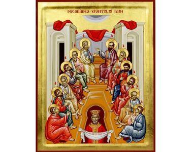 Rusaliile sau Pogorârea Duhului Sfânt. Obiceiuri și tradiții