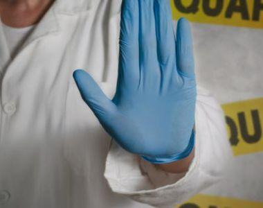 Alte patru decese provocate de coronavirus, anunţate. Bilanţul a ajuns la 1.326