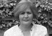 Doliu în presa din România. Jurnalista Dana Dobre a murit răpusă de o boală cruntă