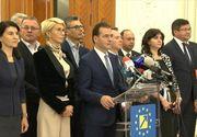 Moţiunile simple împotriva miniştrilor Violeta Alexandru şi Ion Ştefan, dezbătute marţi în Parlament