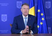 """Klaus Iohannis: """"Suntem de părere că se impune prelungirea stării de alertă"""""""