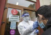 Apar primele cazuri de coronavirus în școlile din România. Doi elevi, testați pozitiv