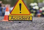 Grav accident în Galați. Cinci persoane, inclusiv un copil de 10 ani, rănite