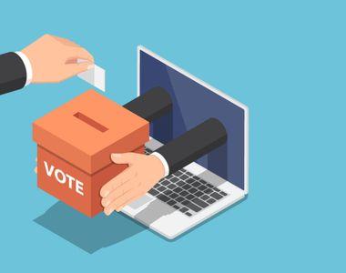 Sistemul de vot online a fost ales de trei state. Cum vor vota românii