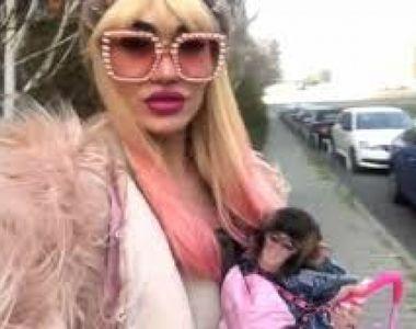 VIDEO| Margherita de la Clejani are din nou probleme. Este anchetată după ce a pălmuit...