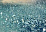 Meteo: ploi torențiale în toată țara până spre sfârșitul săptămânii