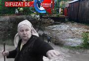 VIDEO| Potop în Harghita! Apele învolburate au răvășit peste 500 de gospodării