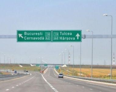 Restricţiile de circulaţie de pe Autostrada Soarelui vor fi ridicate joi