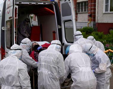 Rusia depăşeşte pragul de o jumătate de milion de contaminări cu noul coronavirus