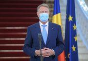 Iohannis, despre condiţiile PSD privind starea de alertă: Unii fug după voturi, nu după sănătate. Ori ești precaut, ori ești prost