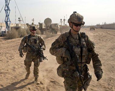 """SUA îşi reduc în continuare prezenţa militară în Irak """"în următoarele luni"""", anunţă..."""