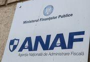 ANAF: Persoanele înregistrate în Spaţiul Privat Virtual pot face plata obligaţiilor fiscale la buget direct cu cardul