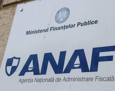 ANAF: Persoanele înregistrate în Spaţiul Privat Virtual pot face plata obligaţiilor...