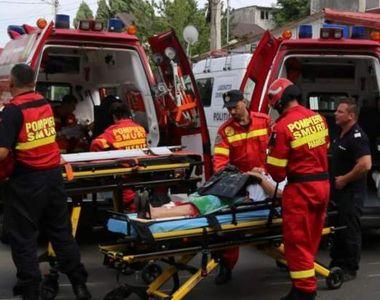 Accident devastator în Constanța. Trei victime în urma coliziunii