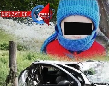 VIDEO  Tragedie în Bihor: Copil de patru ani, ucis de viitură