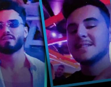 VIDEO| Jador și Mario Fresh, bătuți de la o notă de plată