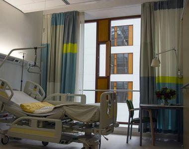 Buzău: Spitalul-suport pentru COVID-19 din Râmnicu Sărat, aproape plin