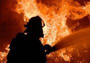 Incendiu devastator în Constanța! O persoană a decedat