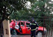 Peste o sută de gospodării din Ialomiţa, afectate în urma unei ploi torenţiale