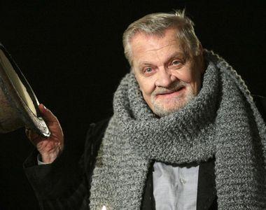 Actorul Vladimir Jurăscu a murit la vârsta de 93 de ani