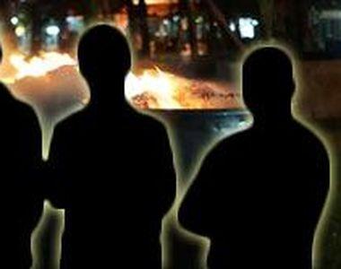 Crima care îngrozește România! Trei minori au ucis și apoi incendiat trupul unui bărbat...