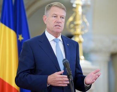 Klaus Iohannis, decizie de ultimă oră: Decretul a fost semnat