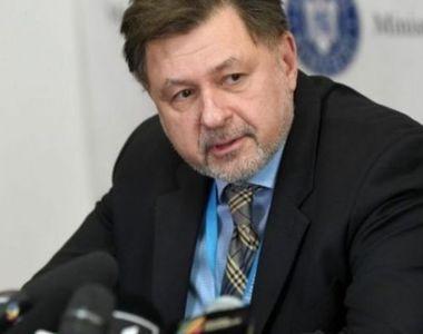 Alexandru Rafila: Relaxarea noastră ca indivizi este responsabilă de creșterea...