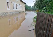 Inundațiile au făcut prăpăd în România. Imaginile dezastrului