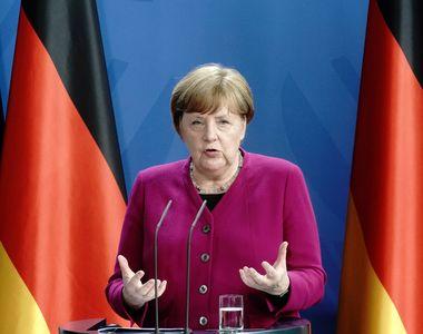 Angela Merkel a luat o decizie fără precedent. Ce se va întâmpla în Europa
