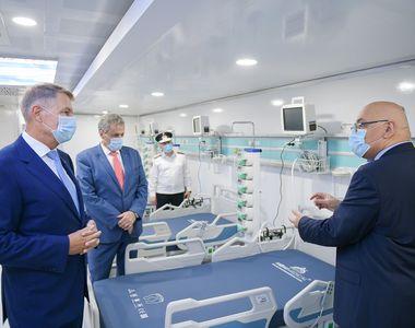 """Klaus Iohannis: """"Sunt îngrijorat de numărul tot mai mare de persoane infectate cu noul..."""